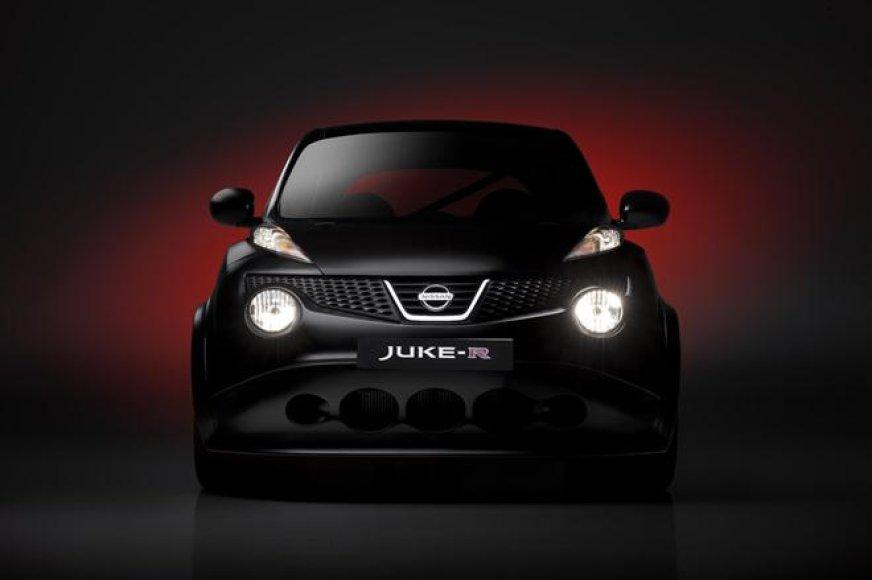 """""""Nissan Juke-R"""""""