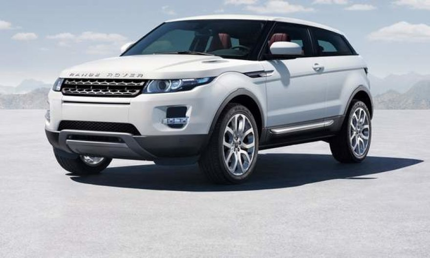 """Range Rover Evoque"""