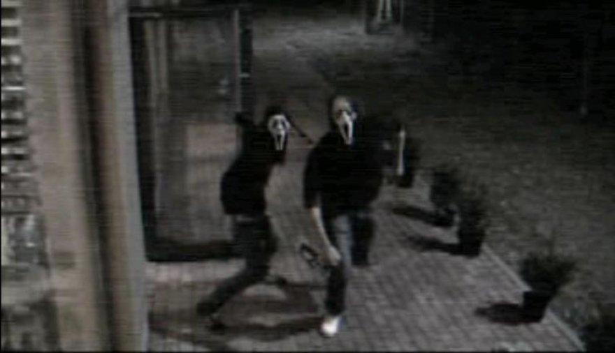 Kaukėti nusikaltėliai