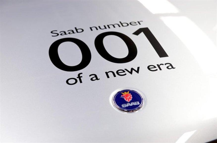 """Saab"" atnaujino gamybą"