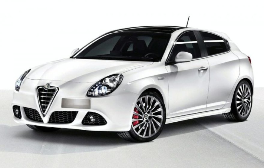"""Alfa Romeo Giulietta"" – sustok, akimirka žavinga!"