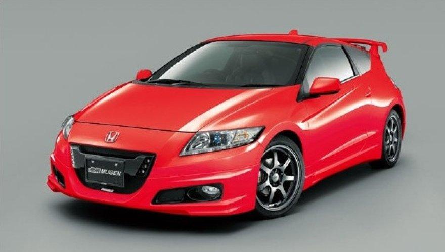 """Naujajam """"Honda CR-Z"""" – """"Mugen"""" dėmesys"""