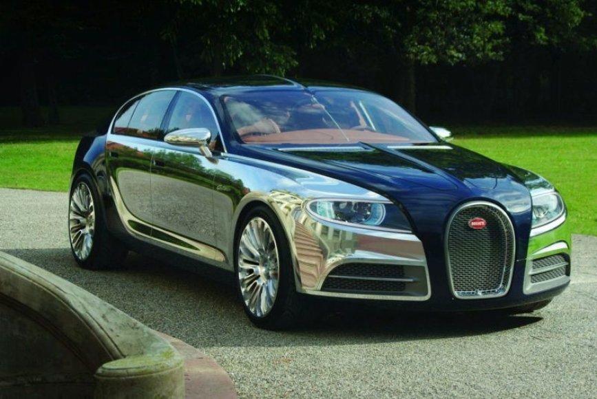 """""""Bugatti 16 C Galibier"""" – galinga ir prabangi koncepcija"""
