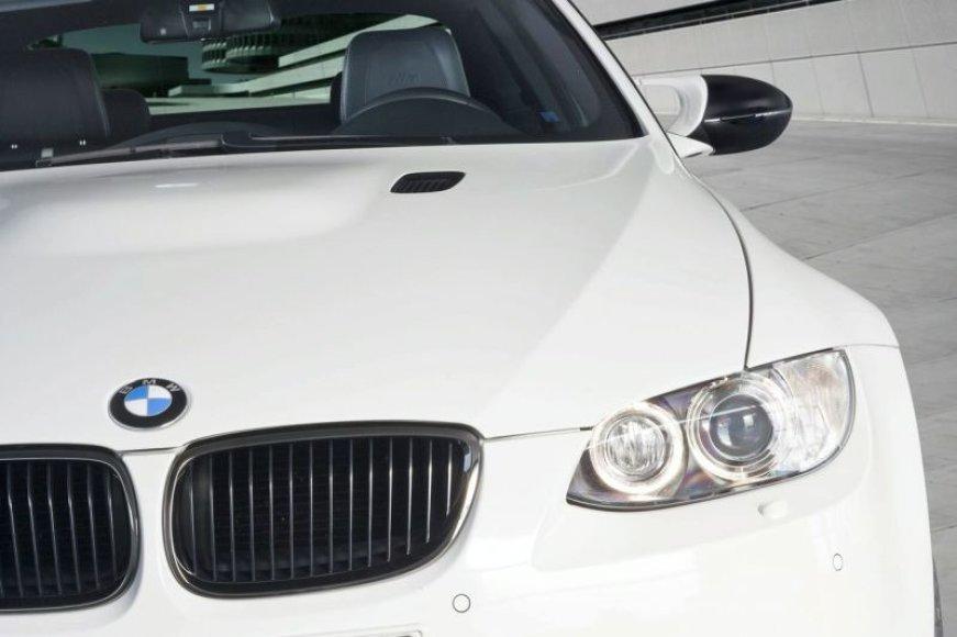 """""""BMW M3 Edition Models"""" – siurprizas ištikimiausiems gerbėjams"""