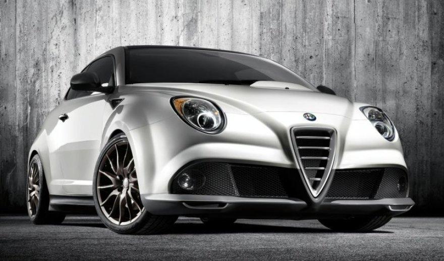 """""""Alfa Romeo MiTo GTA"""" turėtų tapti klasika"""