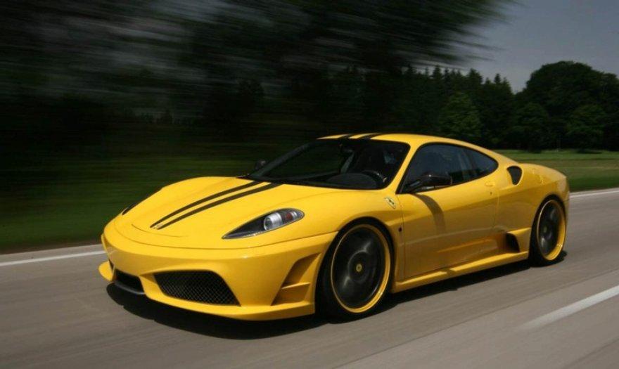 """Patobulinta """"Ferrari F430 Scuderia"""" – ekstremaliems pojūčiams"""