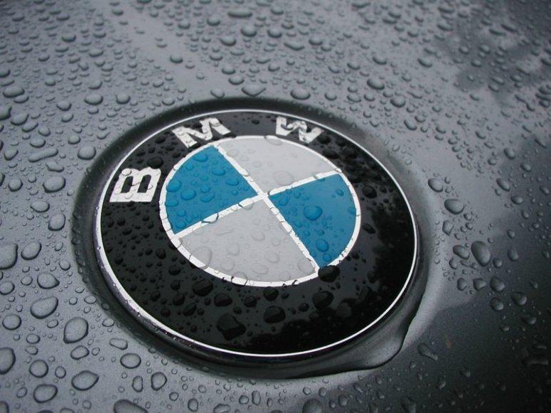 Nauji BMW ženklai – žvilgsnis į ateitį