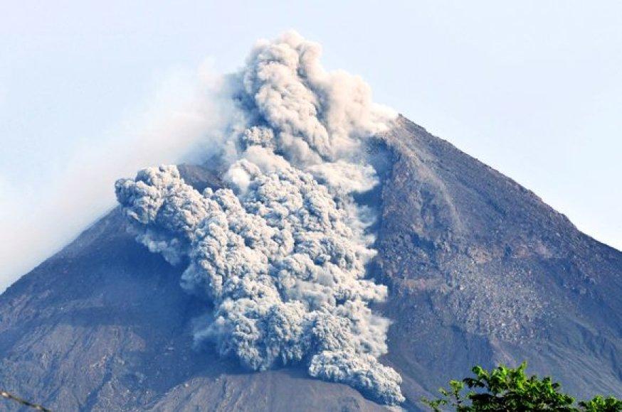 Merapio ugnikalnis