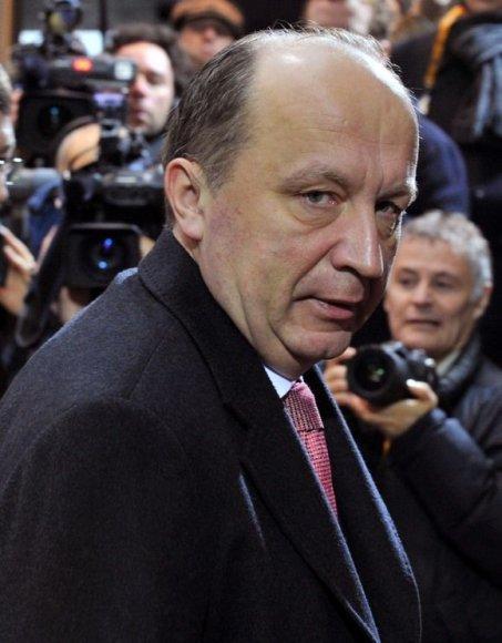 Lietuvos ministras pirmininkas Andrius Kubilius