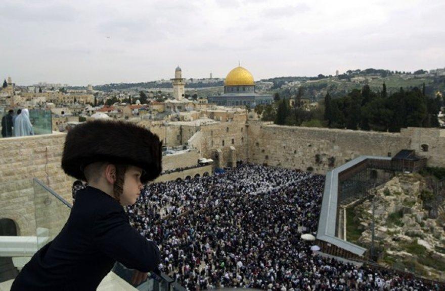 Didysis penktadienis Jeruzalėje