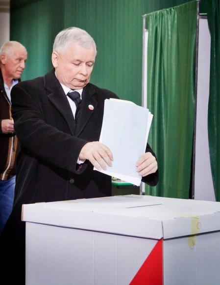 Jaroslawas Kaczynskis