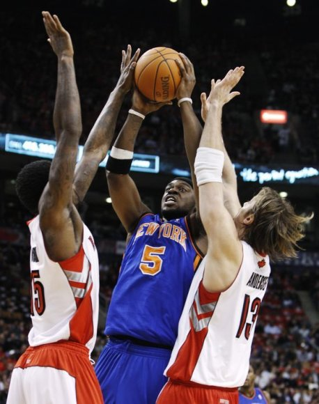 """""""Knicks"""" šį sezoną iškovojo 4 pergales"""
