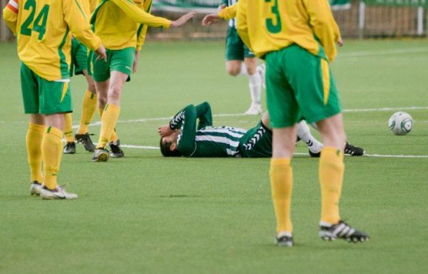 Vilniaus futbolininkai iškovojo pergalę išvykoje