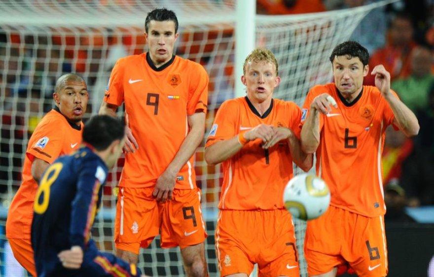 Olandijos futbolo rinktinės nariai