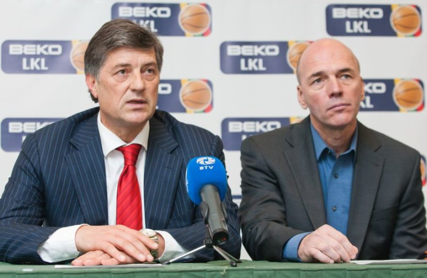 LKL sudarė naują bendradarbiavimo sutartį su BEKO