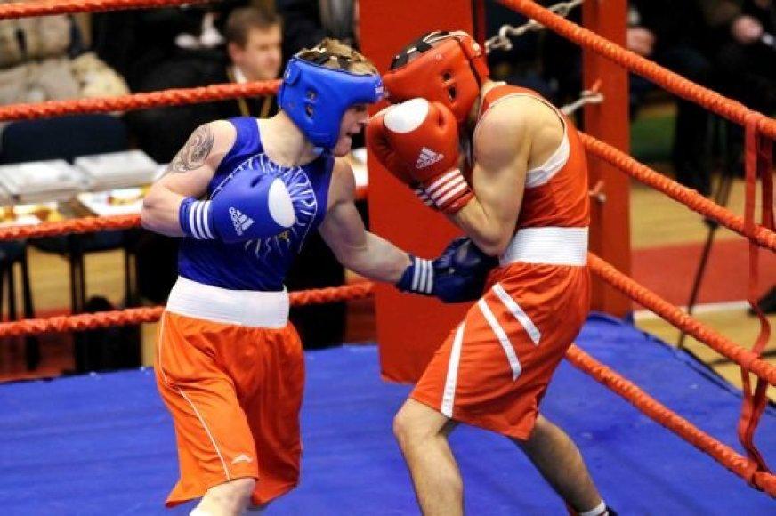 Vladimiras Milevskis pasitraukė iš pasaulio bokso čempionato