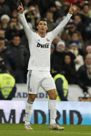 """Mariaus Stankevičaus vienuolikė nusileido Madrido """"Real"""""""