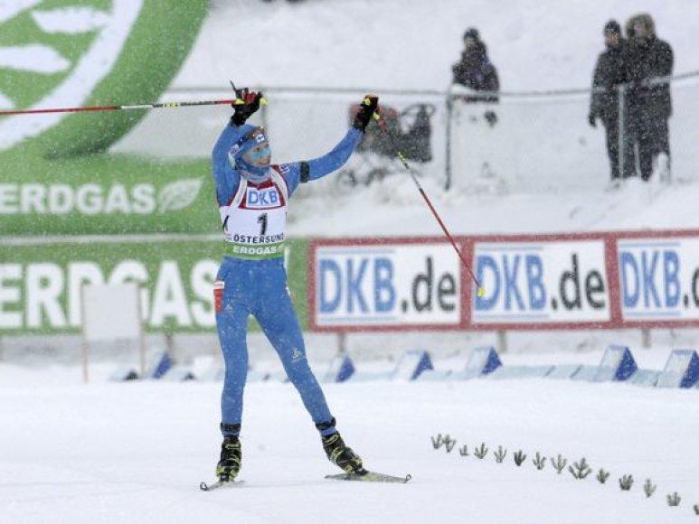 Suomė nugalėjo persekiojimo lenktynes, Diania Rasimovičiūtė užėmė 31-ą vietą