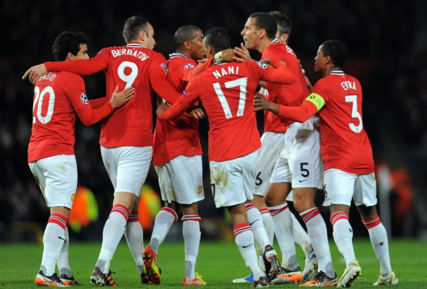 """""""Manchester United"""""""