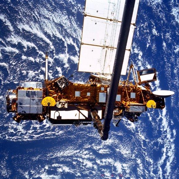 UARS palydovas