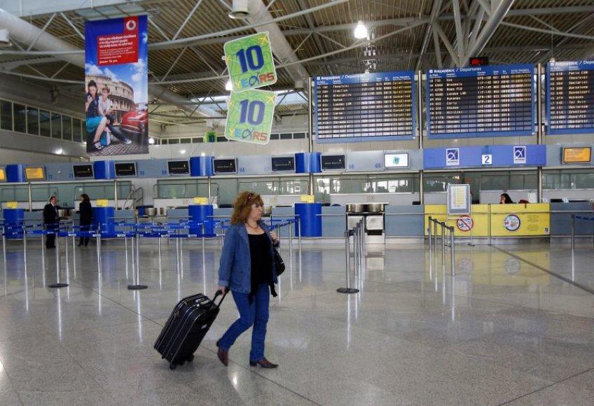 Atėnų Elefterijaus Venizelo tarptautinis oro uostas