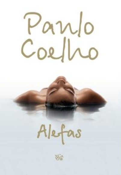 "Paulo Coelho knyga ""Alefas"""
