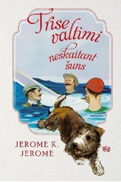 """Knyga """"Trise valtimi. Neskaitant šuns"""""""