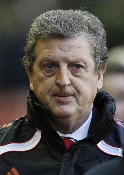 Roy'us Hodgsonas