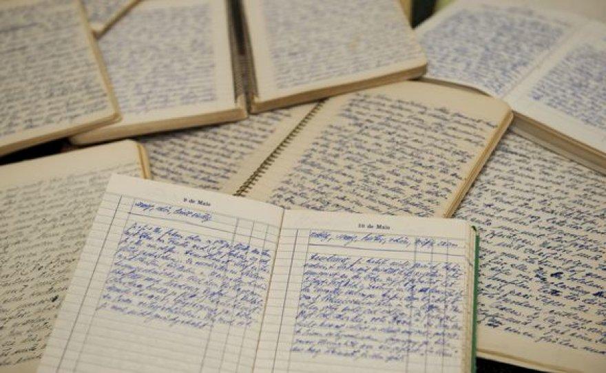 Josefo Mengele dienoraščiai