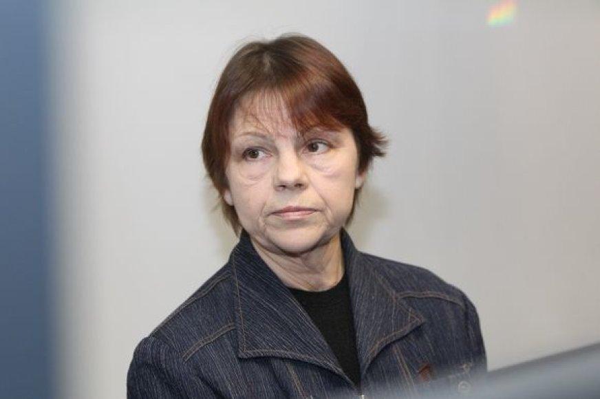 I.Lenartavičienė kaltinama dviguba žmogžudyste.