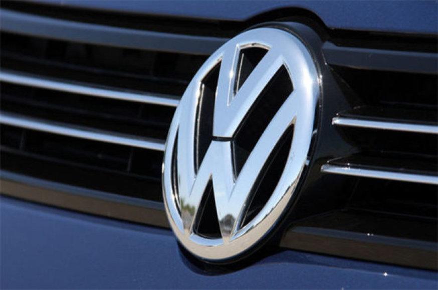 """""""Volkswagen"""" planuoja būti didžiausiu automobilių gamintoju 2018 metais"""