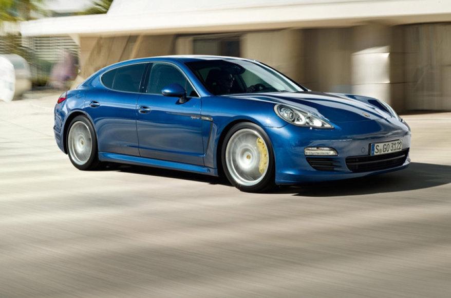 """Porsche Panamera S Hybrid"""