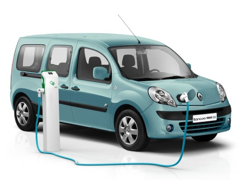 """Renault Kangoo Maxi Z.E"""