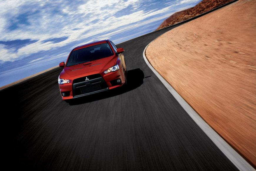 """""""Mitsubishi Lancer Evolution X"""""""