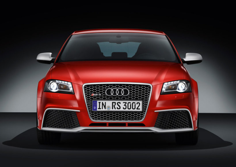 """Audi RS3 Sportback"""