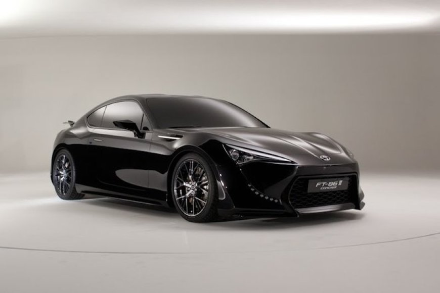 """Toyota FT-86"" – eilinis modelio atnaujinimas"