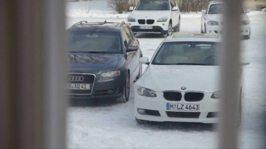 BMW, fizikos pamokos reklama