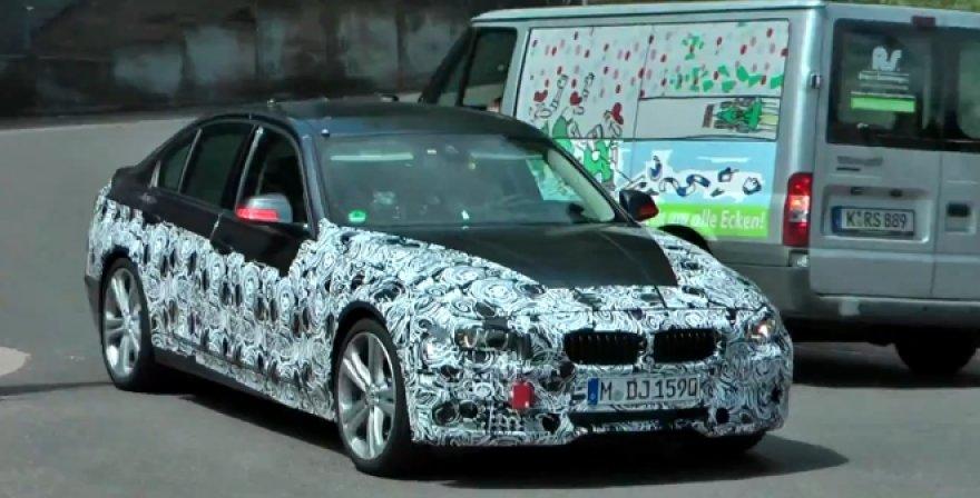 Naujasis BMW 3
