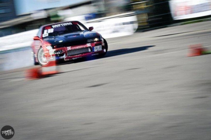 "Ketvirtas ""D1Sport driftingo čempionato"" etapas"