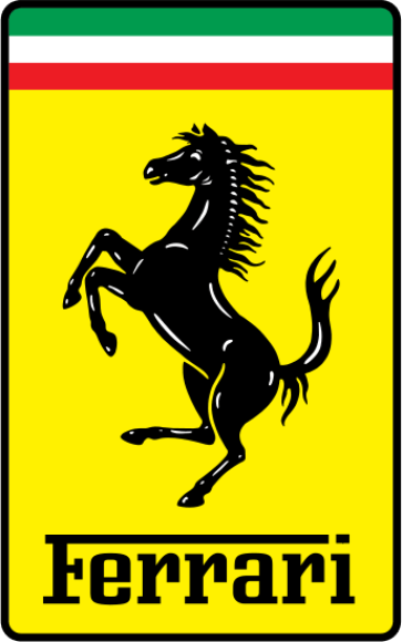"""Ferrari"" logotipas"