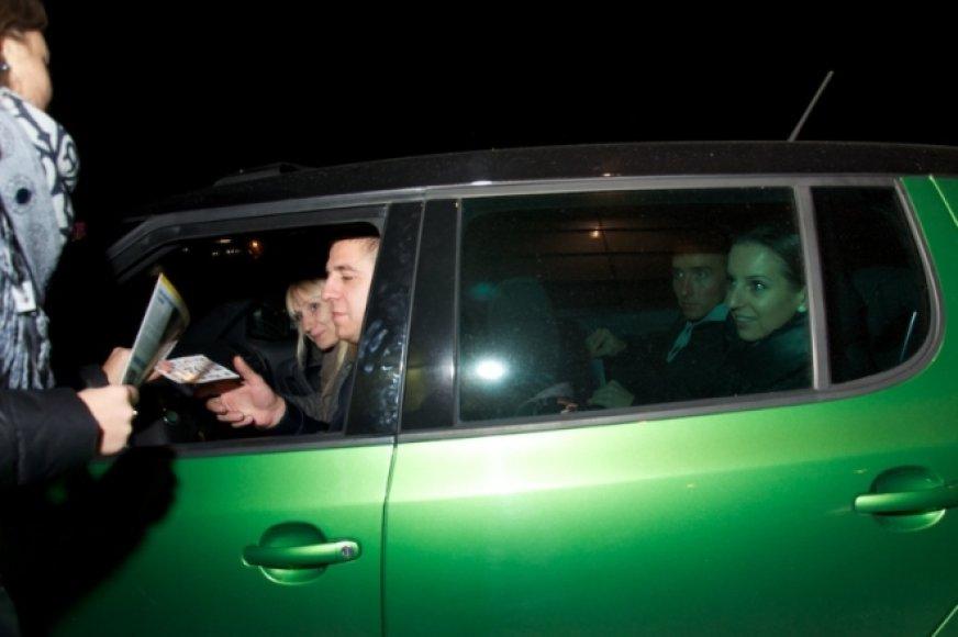 """""""Rat Race"""" orientacinės varžybos Vilniuje"""