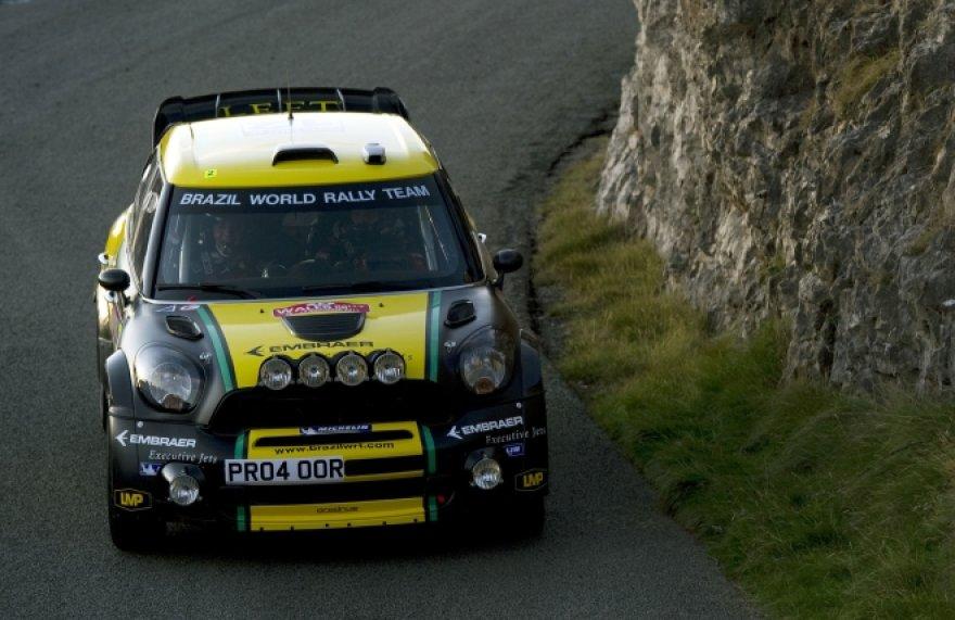 "Danielis Oliveira, ""MINI Cooper WRC"""