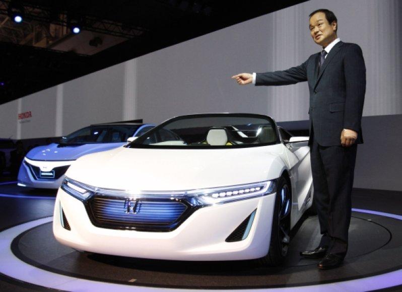 """""""Honda EV-Ster"""""""
