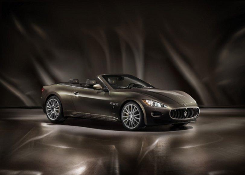 """""""Maserati GranCabrio Fendi"""""""