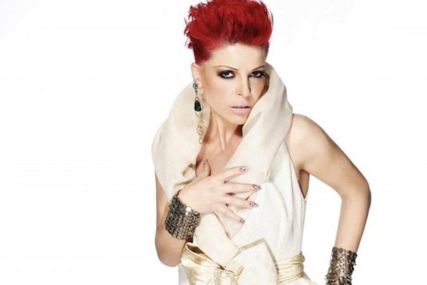 """Albanijai """"Eurovizijoje"""" atstovaus Aurela Gaçe"""