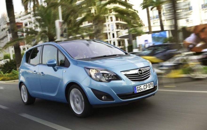 """""""Opel Meriva"""""""