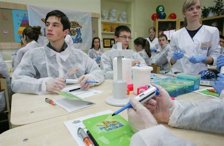 Mobili laboratorija