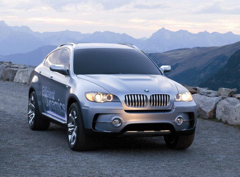 """BMW X6 ActiveHybrid"""
