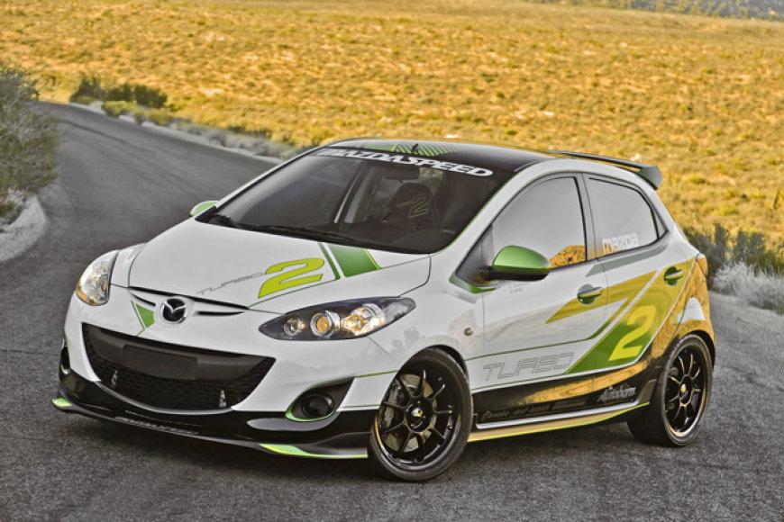 """""""Mazda 2 Turbo"""""""