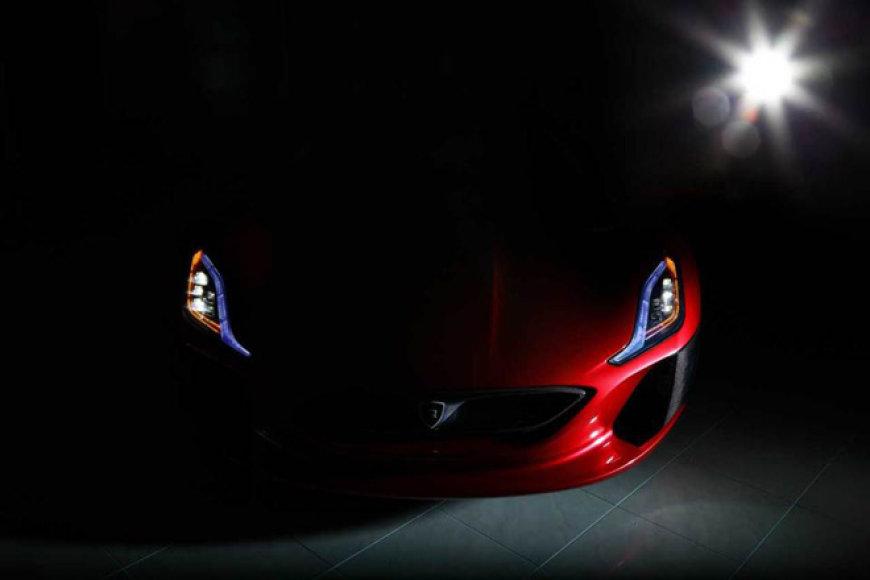 """Rimac Automobili Concept One"""